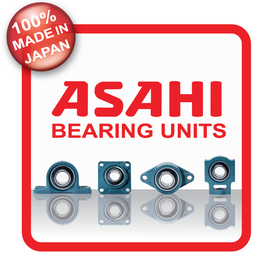 ASAHI 100% Made in Japan